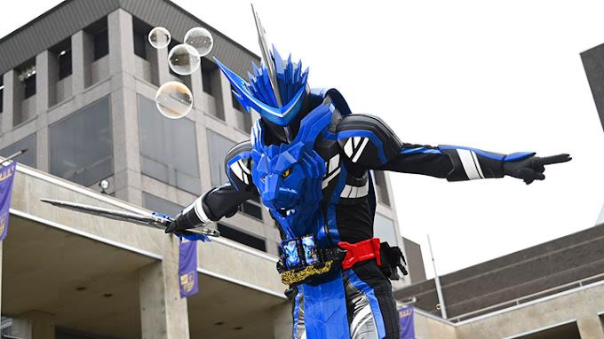 Kamen Rider Saber Episode 2 Subtitle Indonesia