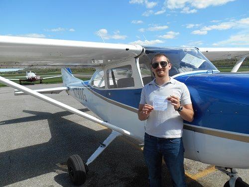 Kathryn's Report: Taylor J T 1 Monoplane, N62888: Fatal