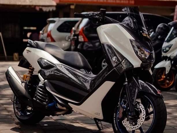 Nmax 180cc Oleh I Made Egi Sugiarta TeamTeang_Bali