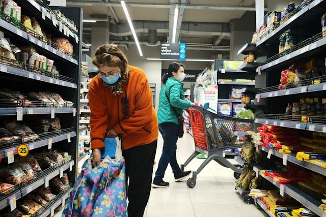Θεσπρωτία: Τα σούπερ μάρκετ στη Θεσπρωτία εφαρμόζουν τη χρήση μάσκας για καταναλωτές και εργαζόμενους