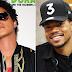 Bruno Mars quer colaboração com Chance The Rapper