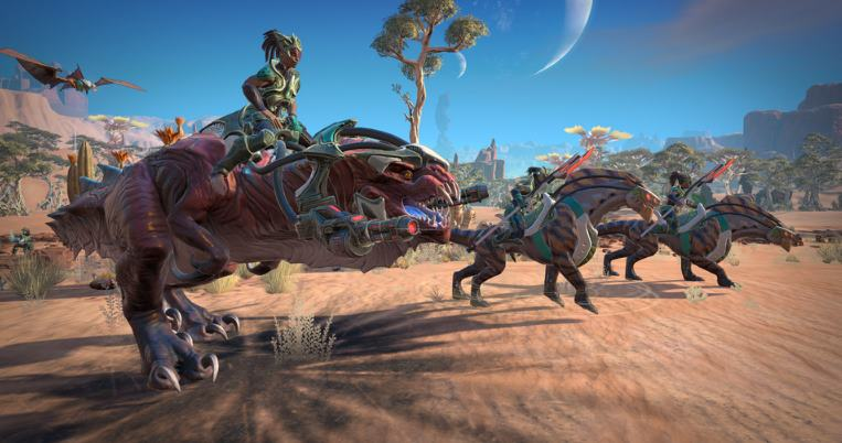 Age of Wonders Planetfall PC Full Español