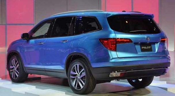 2017 honda pilot redesign and release date autocar regeneration 2017 honda pilot body styles changes and other options sciox Images