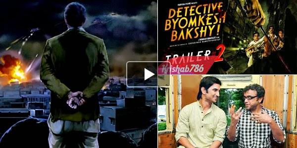 Watch Detective Byomkesh Bakshy 2nd Trailer