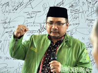 Pemerintah Bubarkan HTI, GP Ansor Minta Lebih dari Sekedar Dibubarkan