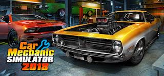 Car Mechanic Simulator 2018 Hileleri