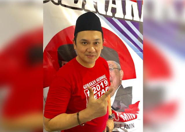 Jurkam Jokowi Termasuk Farhat Abbas Dinasihati Agar Tak Main Gimmick