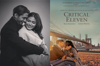 Image result for critical eleven movie review