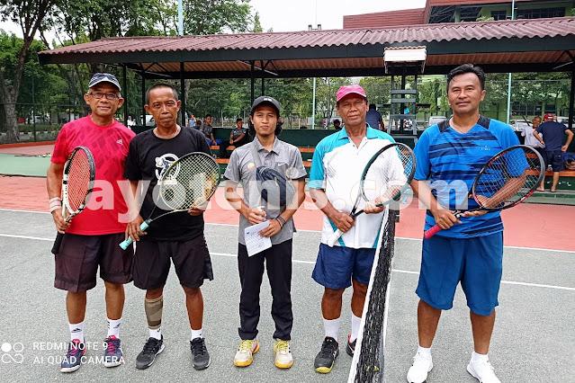 Inilah Finalis Kejuaraan Tenis Baveti Araya-Sier Surabaya Cup I tahun 2020