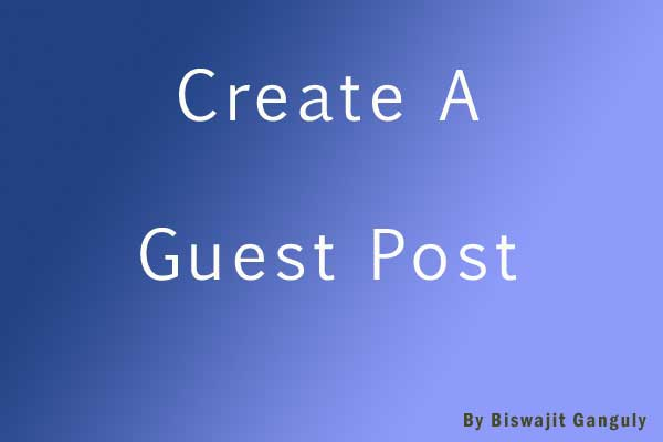Blog Where Any Digital Marketing Topic Discussed: what is guest post