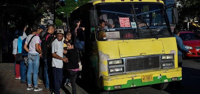 Conductores aspiran a un pasaje de entre 8.000 y 10.000 bolívares o más