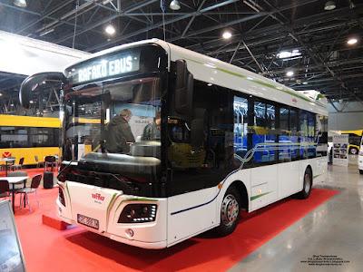 Rafko E-bus, SilesiaKOMUNIKACJA 2019