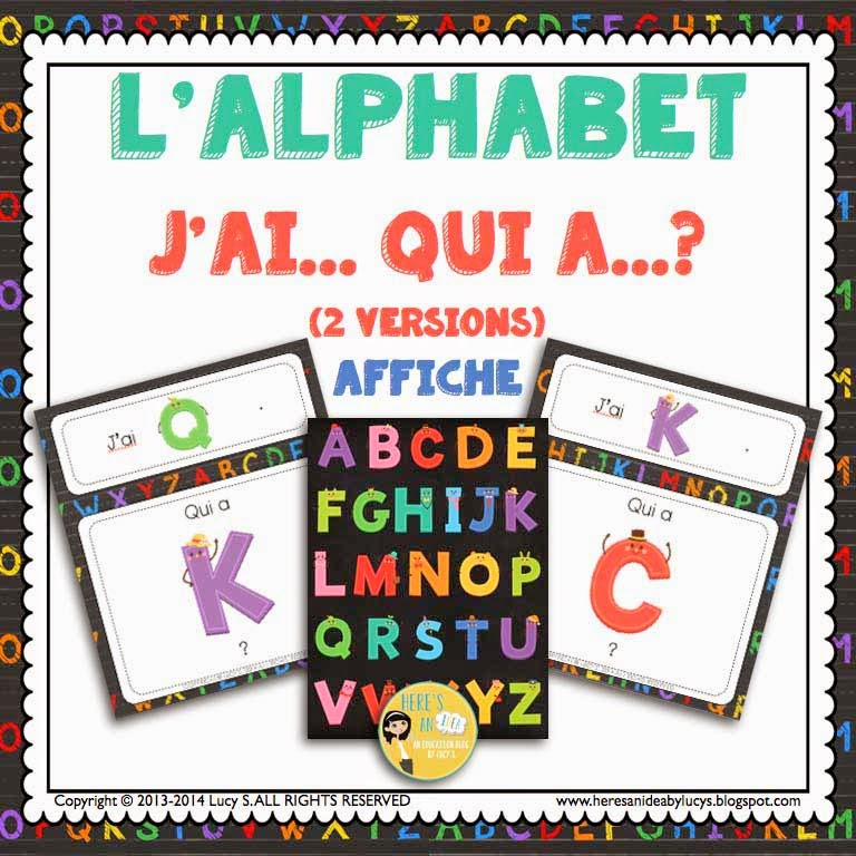 French Alphabet Song - 0425