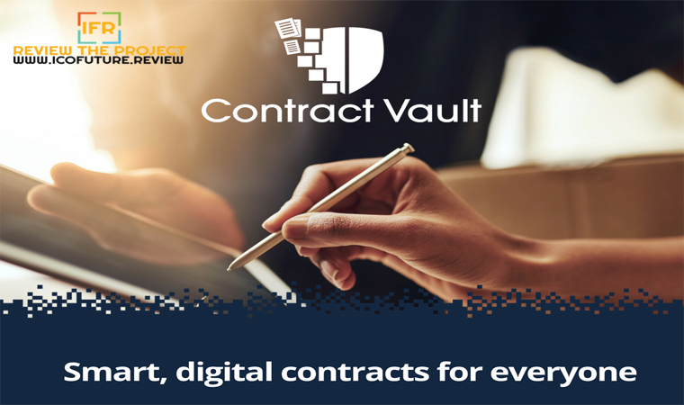 Contract Vault - Bridges The Gap Between Legal Contracts And Smart Contracts