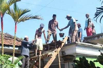 Pembangunan Pondok Pesantren Putri dibantu 130 Alumni