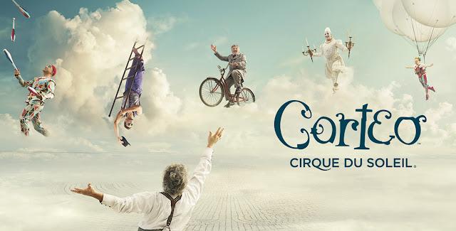 corteo, cirque du soleil, centre vidéotron, acrobatie, spectacle, magie, cirque