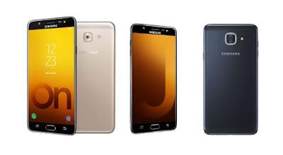 Samsung Galaxy On Max vs Samsung Galaxy J7 Max
