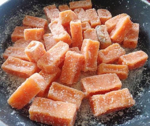 Cách làm mứt khoai lang thơm ngon