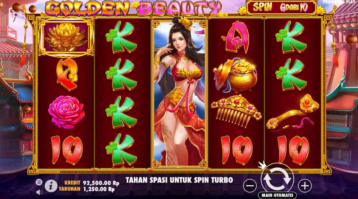 Golden Beauty - Demo Slot Online Pragmatic Play Indonesia