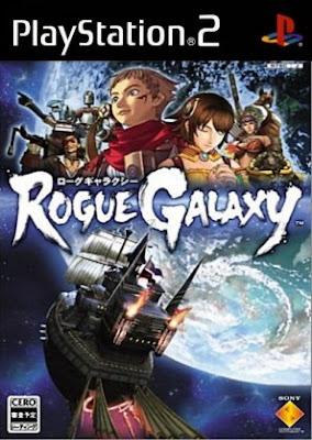 Rogue Galaxy (PS2) 2005