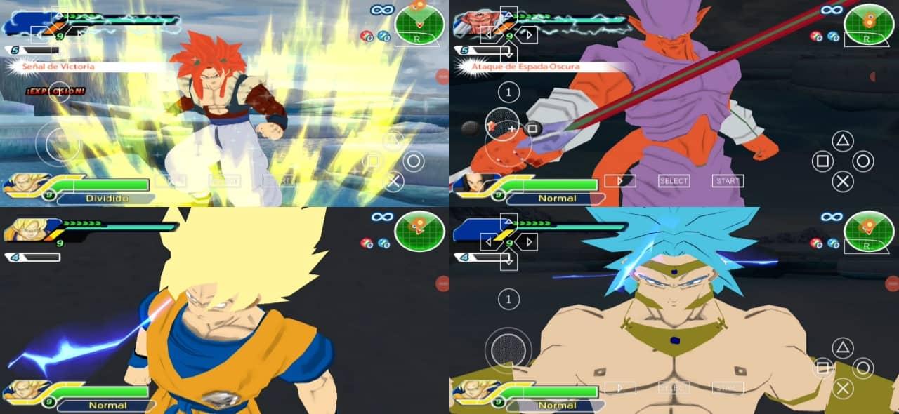Dragon Ball Z Budokai Tenkaichi 3 Android