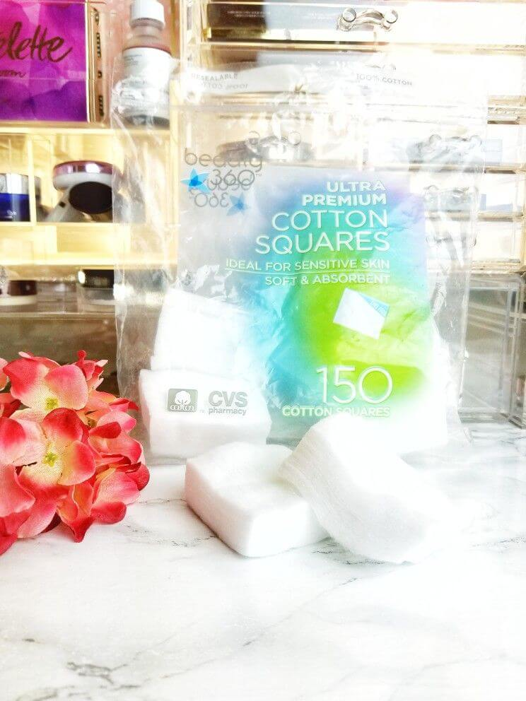 Eight Disappointing Beauty Products that I Regret Buying CVS Cotton Squares