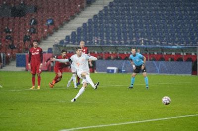 ملخص واهداف مباراة بايرن ميونخ وسالزبورج (6-2) دوري ابطال اوروبا