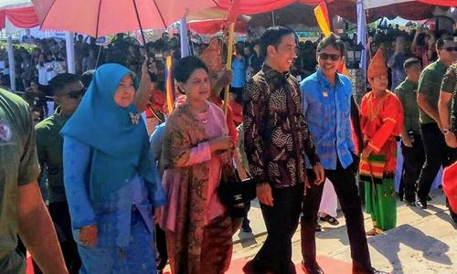 Presiden Jokowi: Jangan Polemikkan Peraturan Fasilitas Zakat ASN