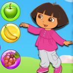 لعبة درة فقاعة الفاكهة