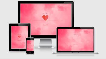 Share 2 Template Blogspot Dùng Để Tỏ Tình Crush Cực Dễ Thương