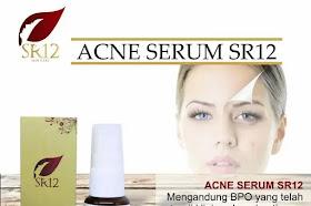 SR12 Skincare Acne Serum Wajah Bebas Jerawat dan Cerah Kembali