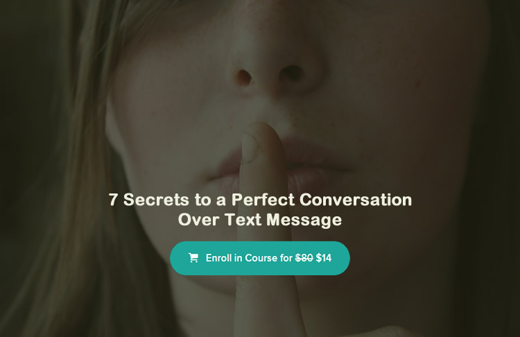 Learn the Secrets to a Perfect Text Message Conversation