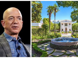 Billionaire Jeff Bezos Buys Historic Beverly Hills Estate For Record $165 Million (Photos)