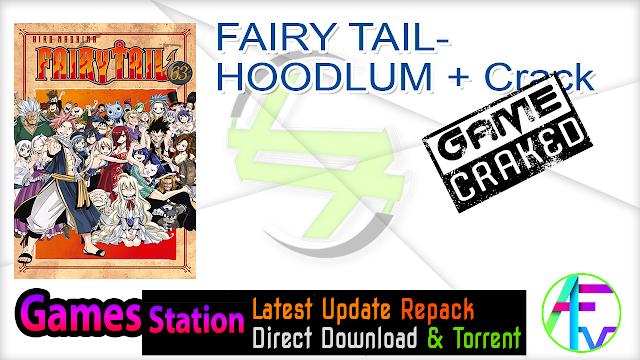 FAIRY TAIL-HOODLUM + Crack