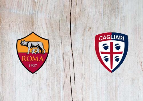 Roma vs Cagliari -Highlights 6 October 2019