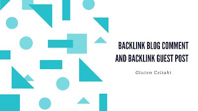 Kumpulan Backlink Blog Comment EDU, Press Release / Article / GuestPost, Blog Comment Non EDU Dan Backlink Profile 2019