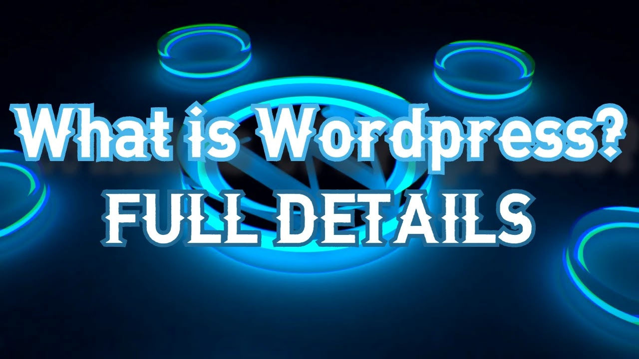 What Is WordPress? Defined for Rookies