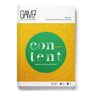 Gam7 Book No.5 Content - Nền Tảng Sáng Tạo Nội Dung (Tái Bản 2018) ebook PDF EPUB AWZ3 PRC MOBI