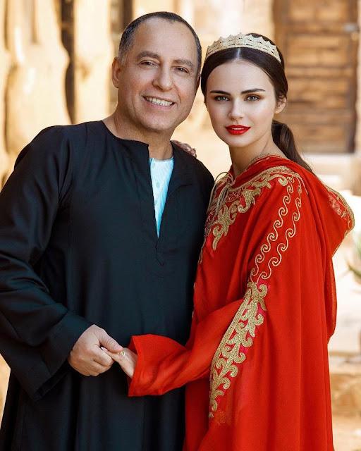 29-летняя модель и 65-летний бизнесмен поженились в 2016-м. Как они живут сейчас