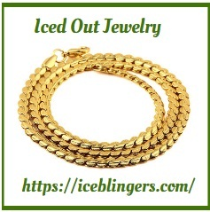 Your current Unexposed Key to iced out jewelry