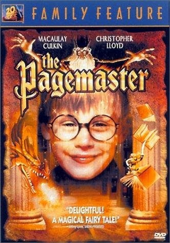 Watch The Pagemaster (1994) Online For Free Full Movie English Stream