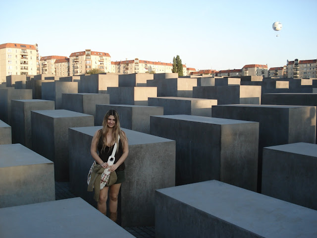 Memorial do Holocausto, Berlim.