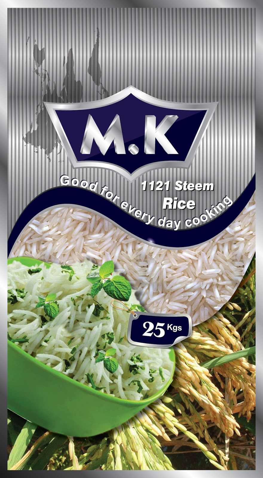 Design Of Rice Bags