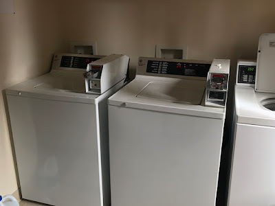 Washers and Dryers Were Very Expensive Here