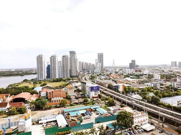 ขายคอนโด Lumpini Place ลุมพินี เพลส นราธิวาสเจ้าพระยา เขตยานนาวา กทม