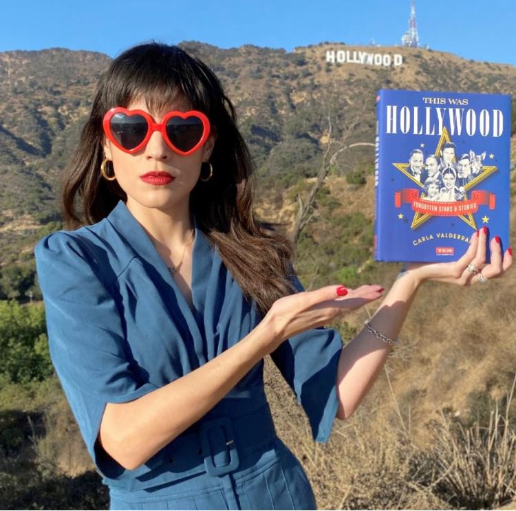 A Vintage Nerd, Old Hollywood Blog, Carla Valderrama, This Was Hollywood, Old Hollywood Books, This Was Hollywood Book, Classic Film Blog