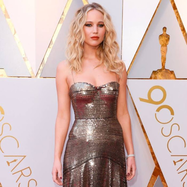 Jennifer Lawrence's