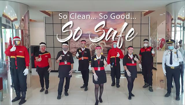 Hotel Sogo's 'new normal' ensuring its guests and employees So Safe #SoCleanSoGoodSoSafe #DahilMahalKitaGustoKoSafeKa #HereAtHotelSogo #SalgadoPR