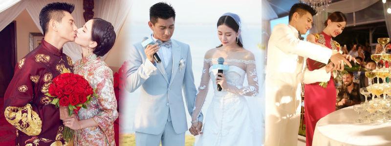 Annie liu wedding