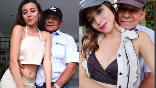 TikToker causa polémica por sus atrevidos videos con su sugar daddy; la tunden en redes